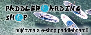 Paddleboarding shop